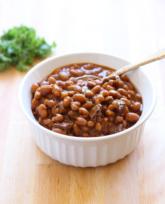 Best Ever Slow Cooker Baked Beans Primavera Kitchen Recipe