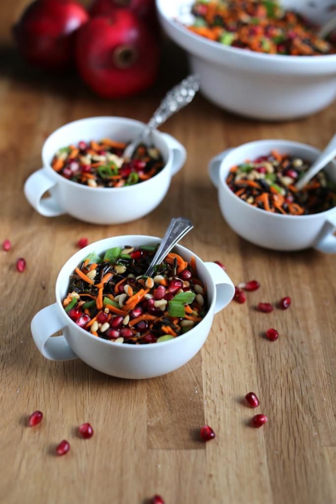 Wild Rice Salad 50 Healthy Salad Recipes Primavera Kitchen