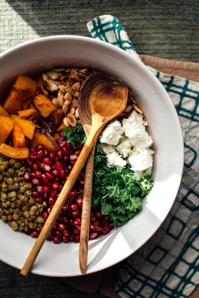 lentil salad 50 Healthy Salad Recipes Primavera Kitchen