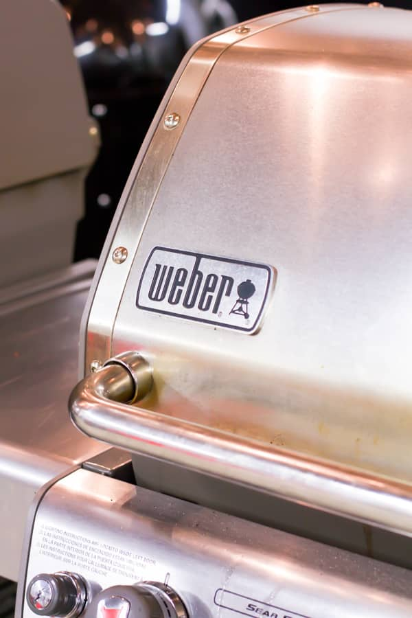 Weber Grill Academy - First Blogger's Party