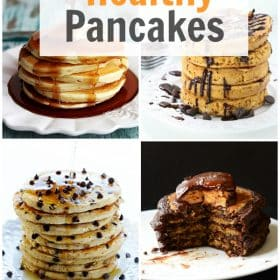 my top 10 healthy pancakes