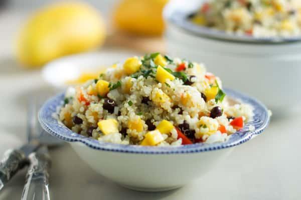 Mango Quinoa Salad-3