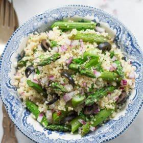 Asparagus Couscous Salad_