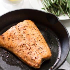 Quick Easy Broiled Salmon Recipe Primavera Kitchen