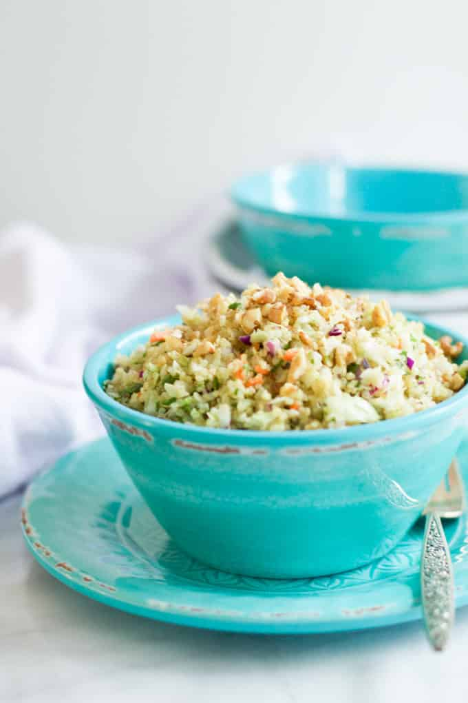 Quinoa Cabbage Salad Primavera Kitchen Recipe