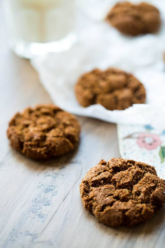 Healthy Ginger Snap Recipe.