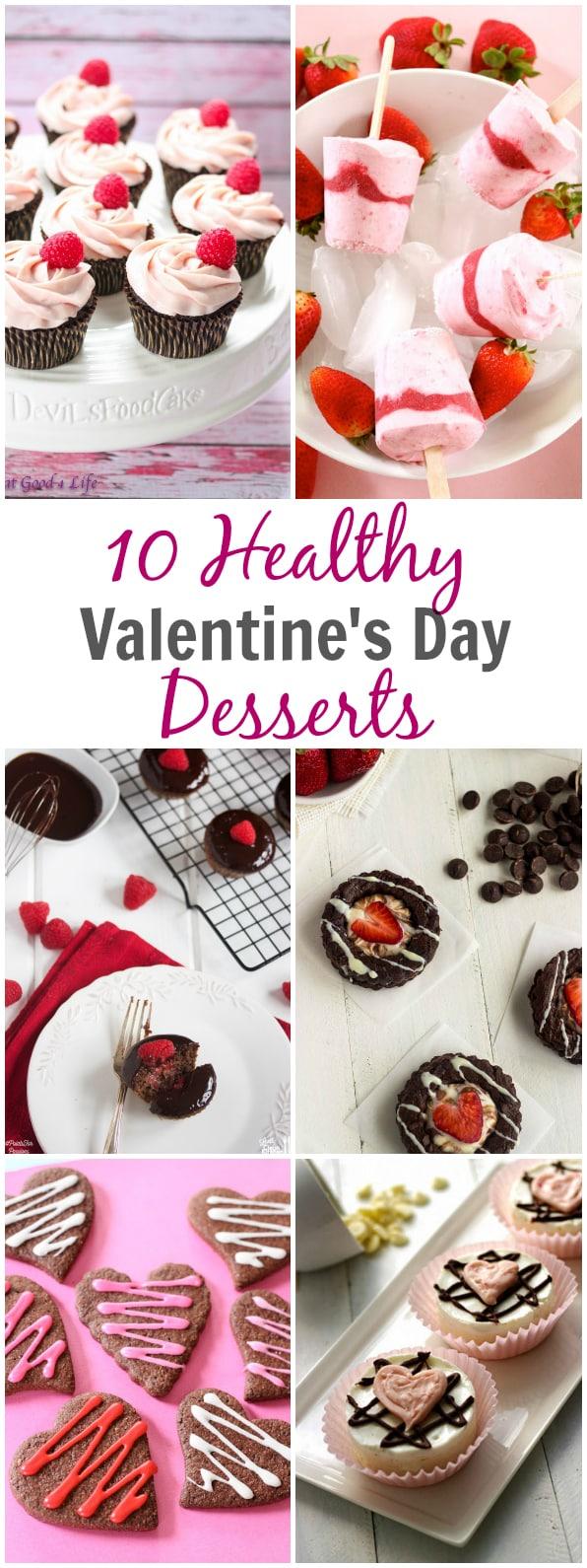 10 Healthy Valentine's Day Desserts 1