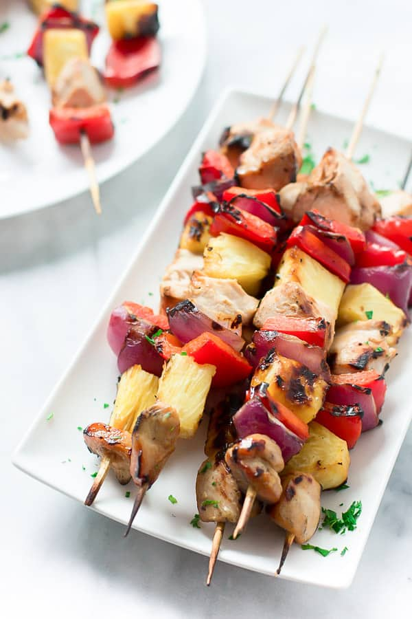 Grilled Pineapple Chicken-2