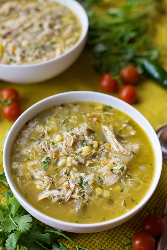 chicken-and-hatch-chile-stew- Healthy Chili Recipes