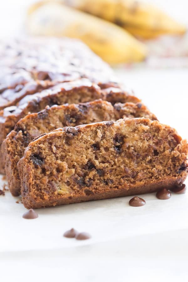 Super Moist Gluten-free Banana Bread Primavera Kitchen Recipe