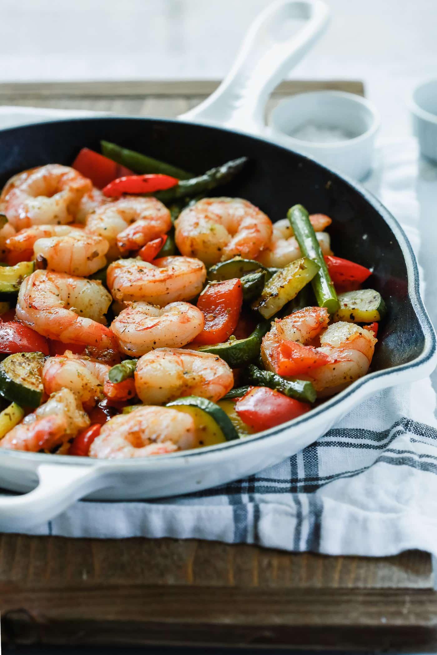 Healthy Skillet Dinner Recipe