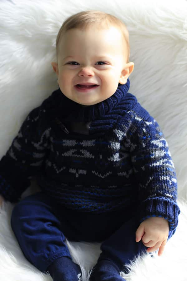 Life Beyond Cooking: Thomas' 1st Birthday