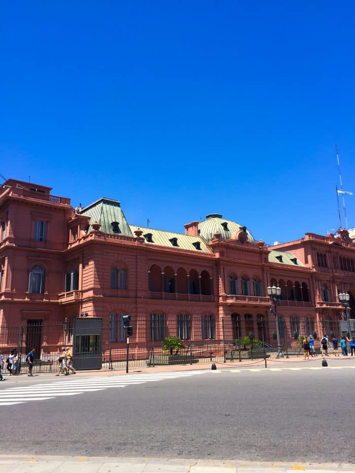 Our trip to Argentina and Uruguay.