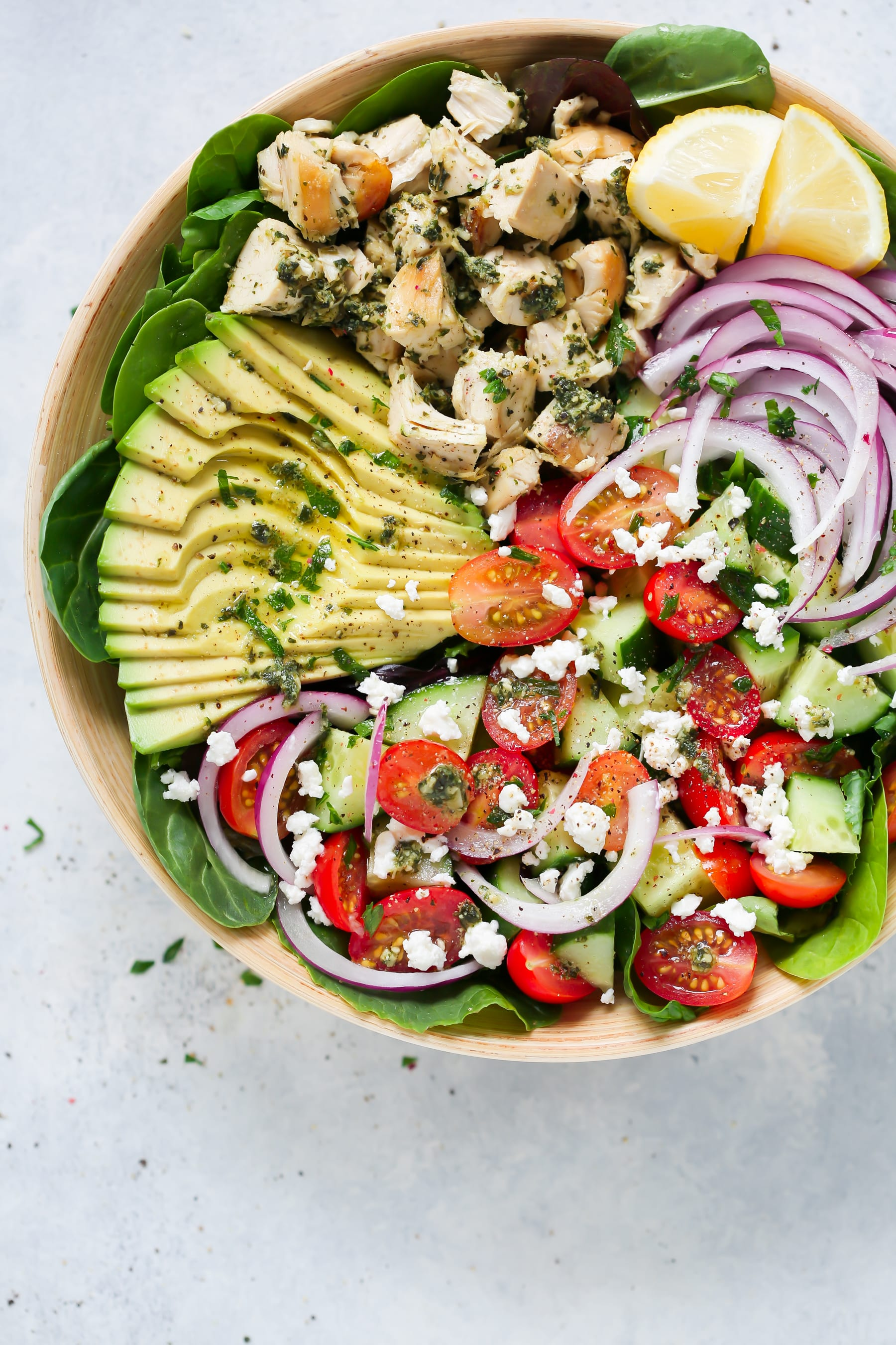 is salad good for low carb diet