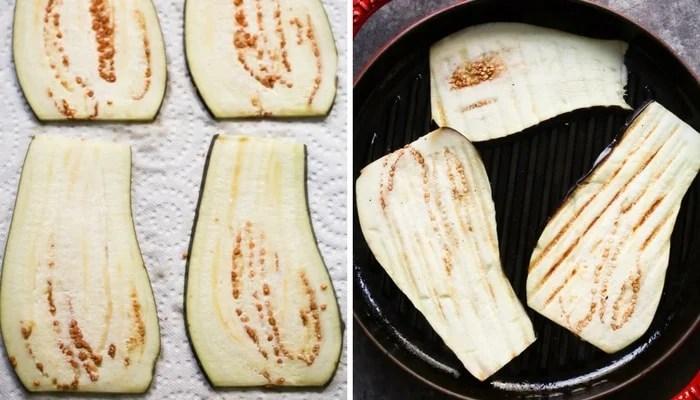 Low-Carb Eggplant Lasagna Primavera Kitchen Recipe