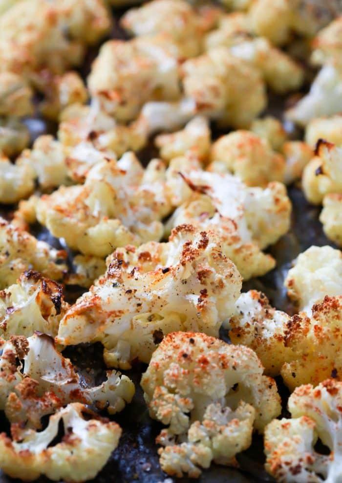 Spicy Roasted Cauliflower Recipe Primavera Kitchen Recipe