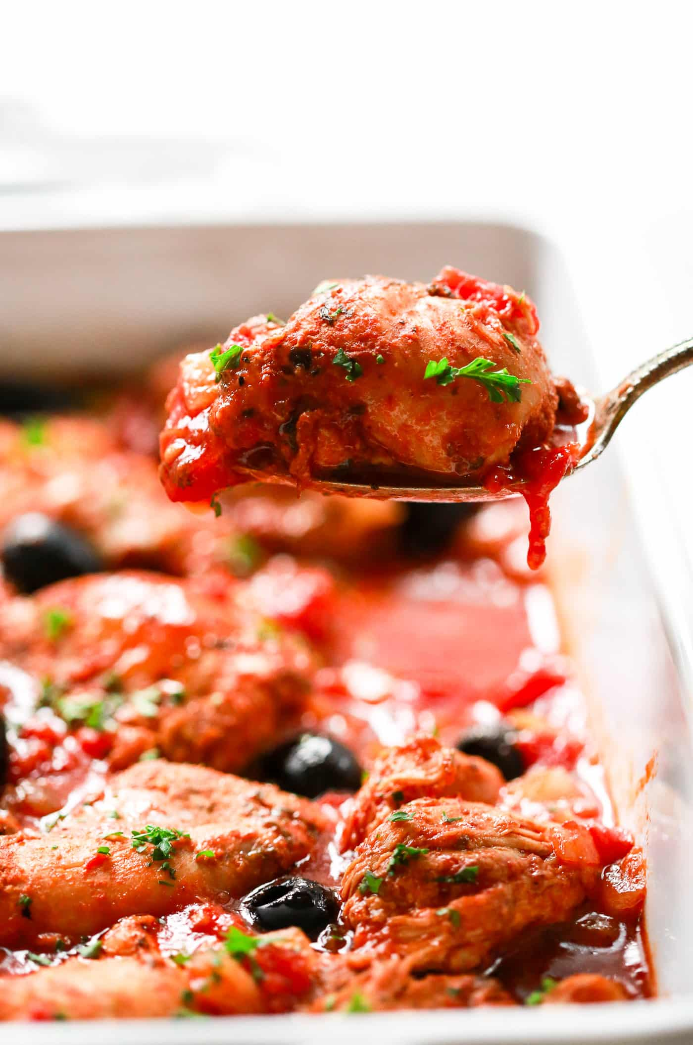 Instant Pot Mediterranean Chicken Recipe - Primavera Kitchen