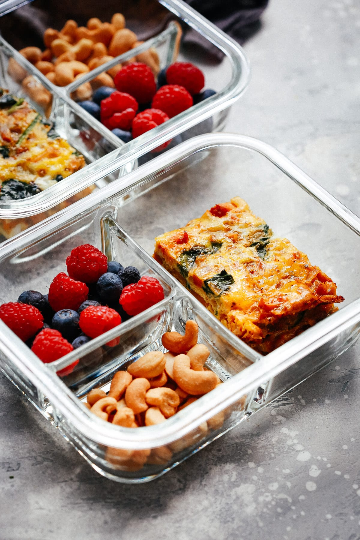 Breakfast Meal Prep Bowls