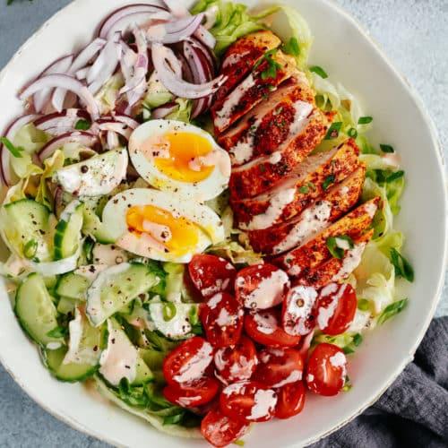 Chicken Salad Recipe Eggs