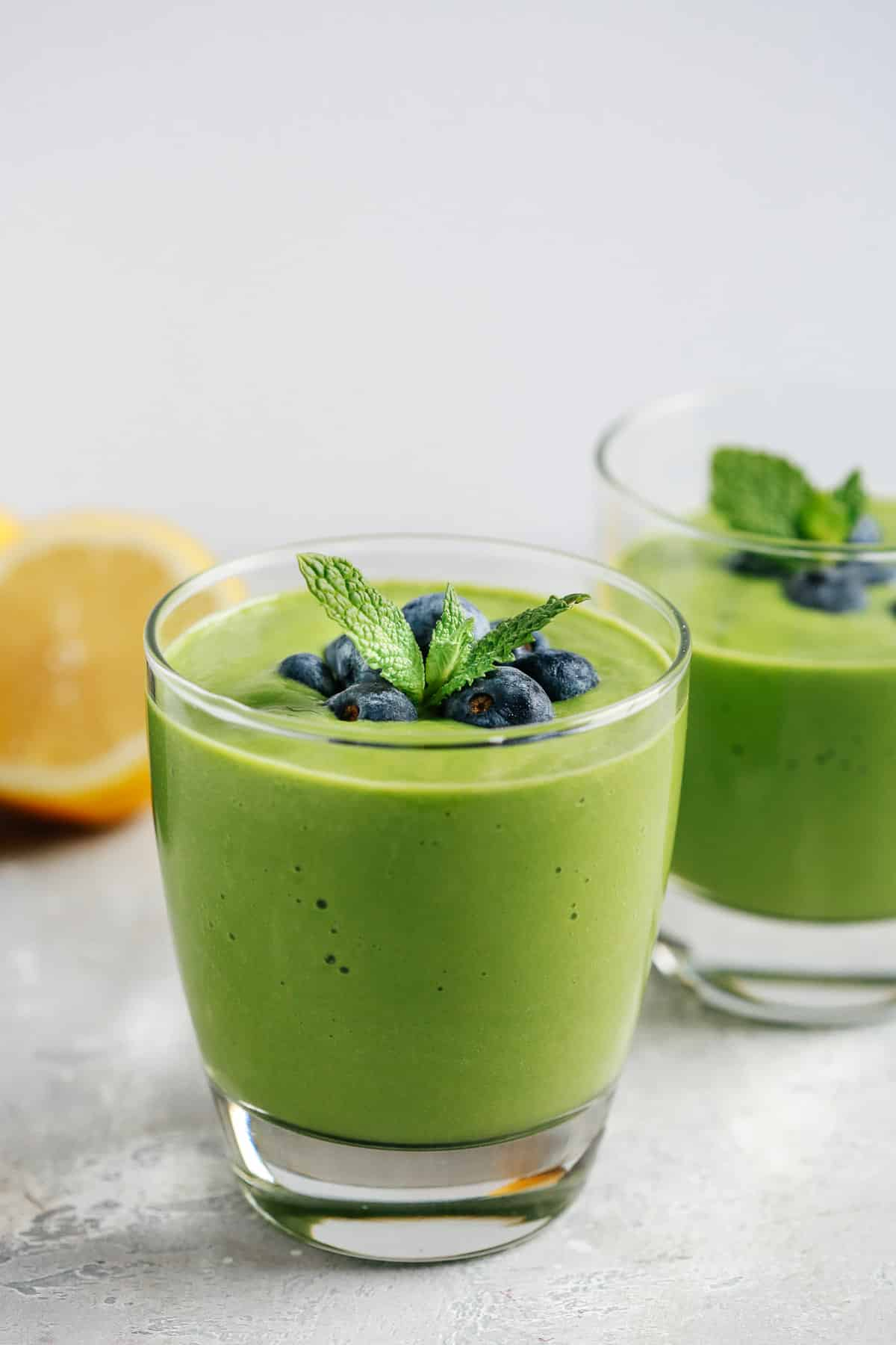 Low Carb Green Smoothie Recipe Primavera Kitchen
