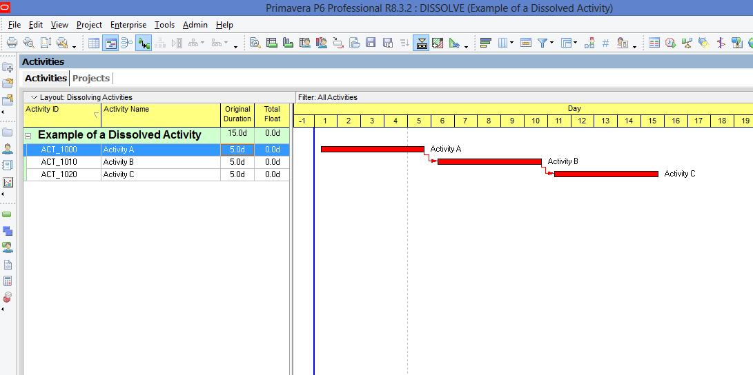 P6 Web | Primavera Scheduling