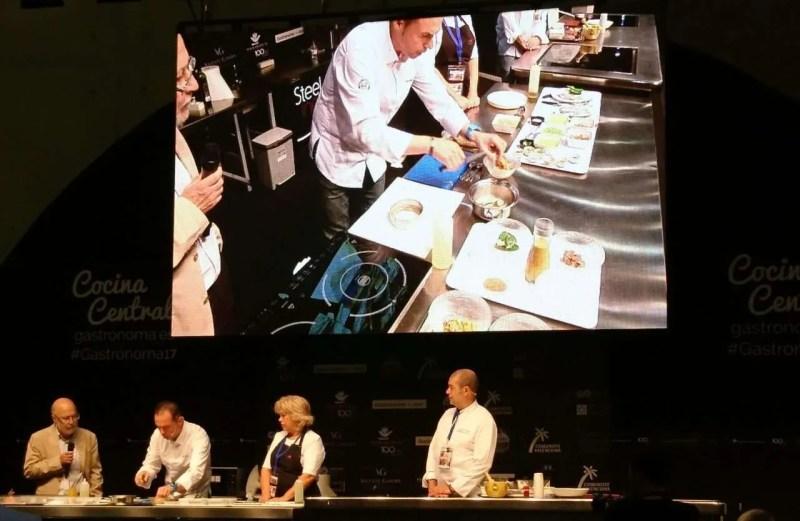 GASTRONOMA, el gran evento de la gastronomía nos contó lo último en cocina de vanguardia