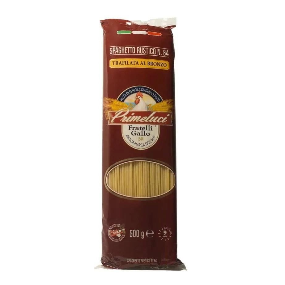 Primeluci SpaghettoRusticoN84