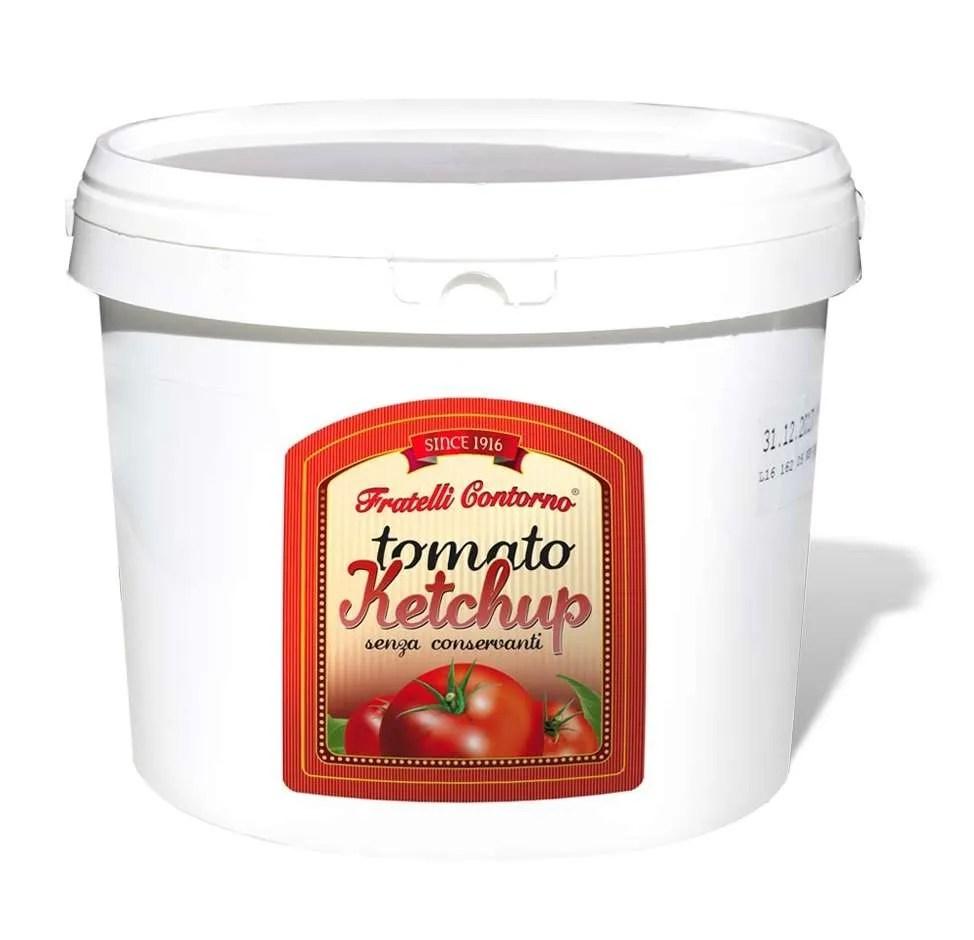 0001569 ketchup contorno 5kg 0