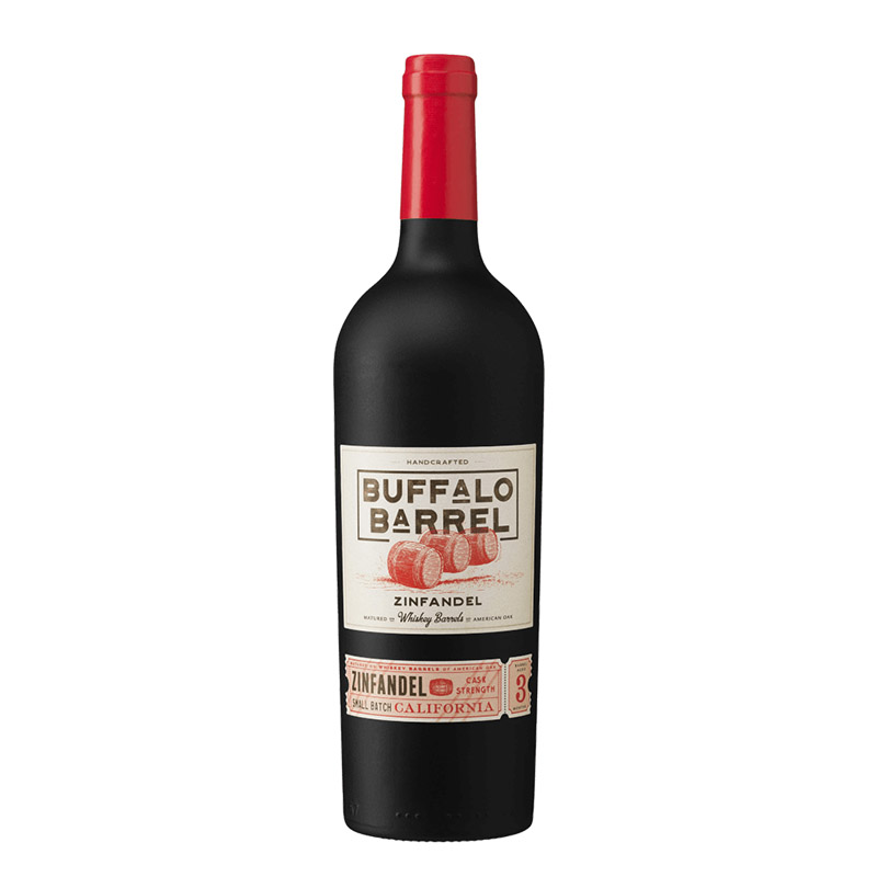 Buffalo Barrel Zinfandel