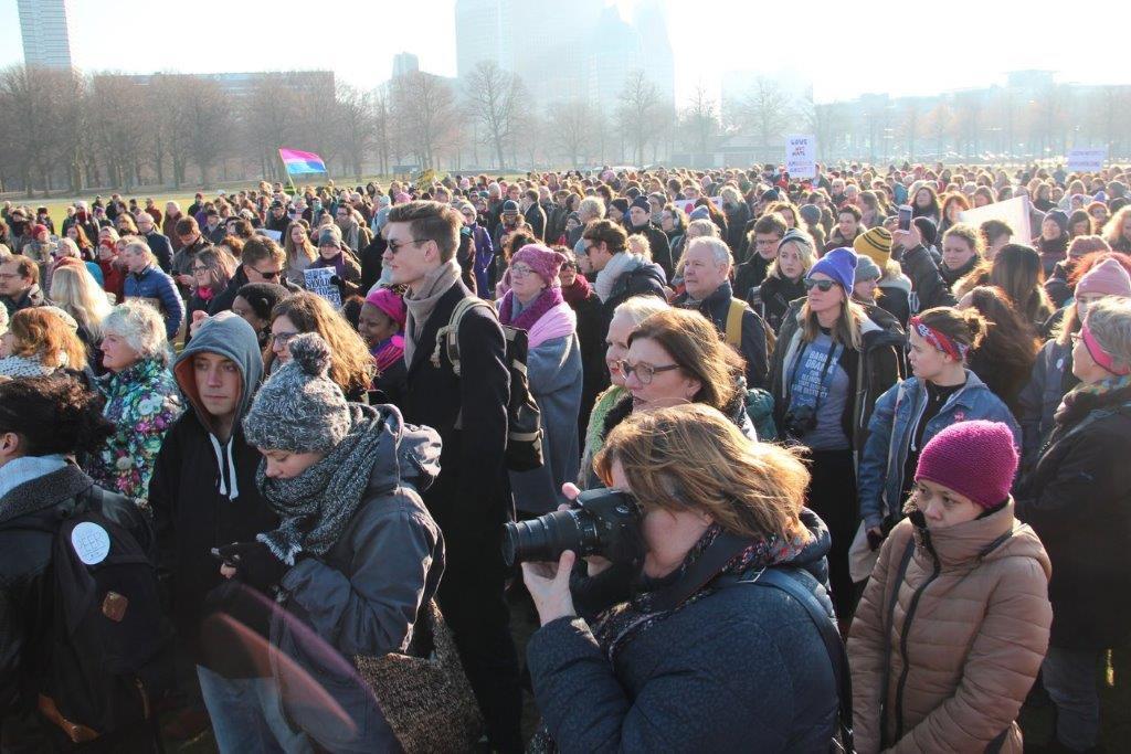 vrouwen demo den haag 001