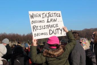 vrouwen demo den haag 065