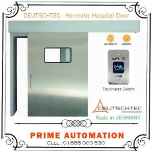 Automatic Hametic Hospital Door