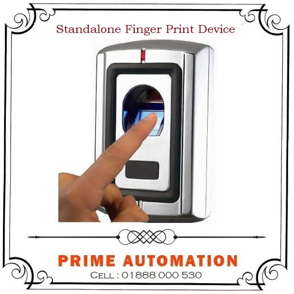 Access Control Finger Print Reader