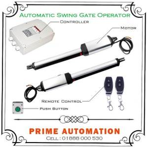 Automatic Swing Gate Operator Arm Type