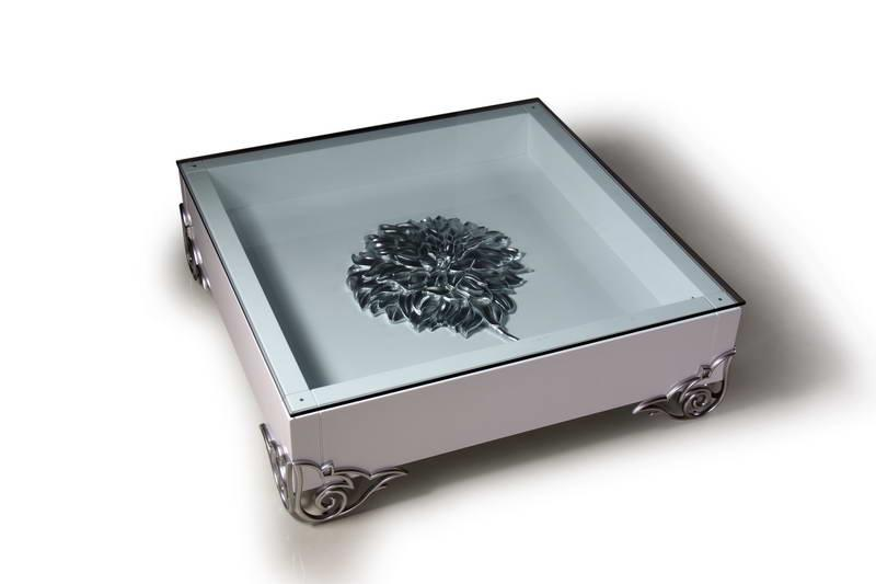Luxury Contemporary Coffee Table Elite And Low Profile