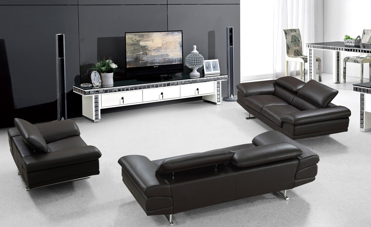 Brown Leather Sofas Sale