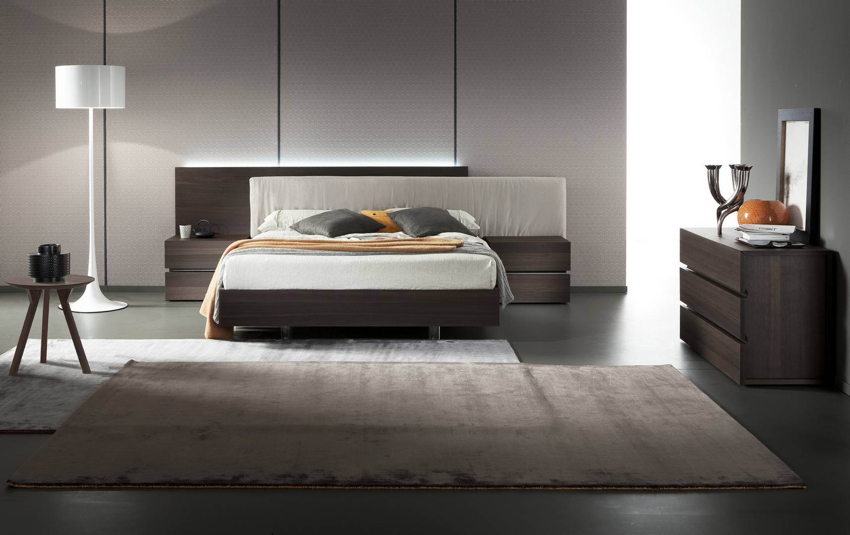 Made in Italy Wood Modern Contemporary Bedroom Sets San Diego     Bedroom Sets Collection  Master Bedroom Furniture