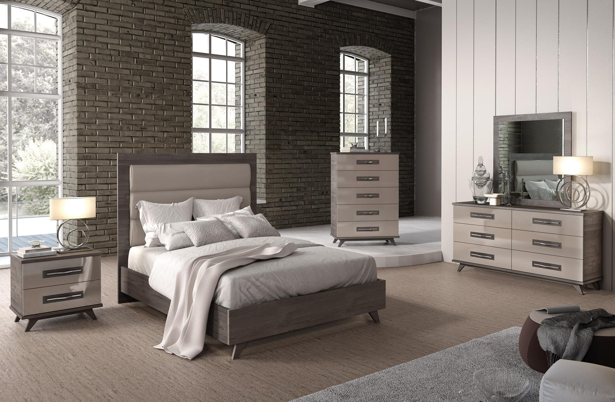 Made In Italy Leather Luxury Contemporary Furniture Set