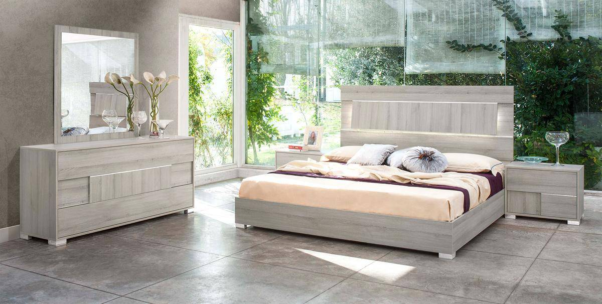 Made In Italy Quality Elite Modern Bedroom Set With