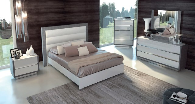 Made in Italy Quality Luxury Bedroom Sets Jacksonville Florida ESF