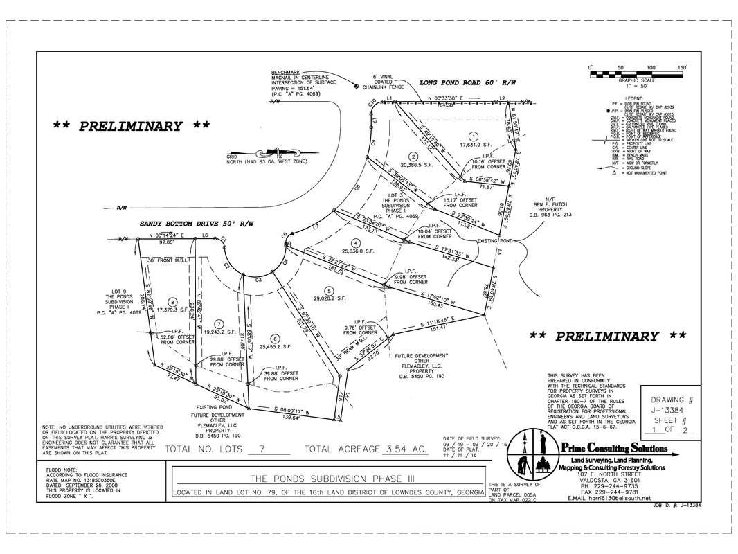 Land Surveying Services Valdosta Ga
