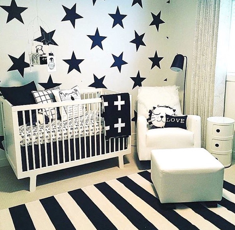 Bedroom Stars Decal Space Wall Decal Murals Nursery Star Wall Designs Star Wall Adhesives