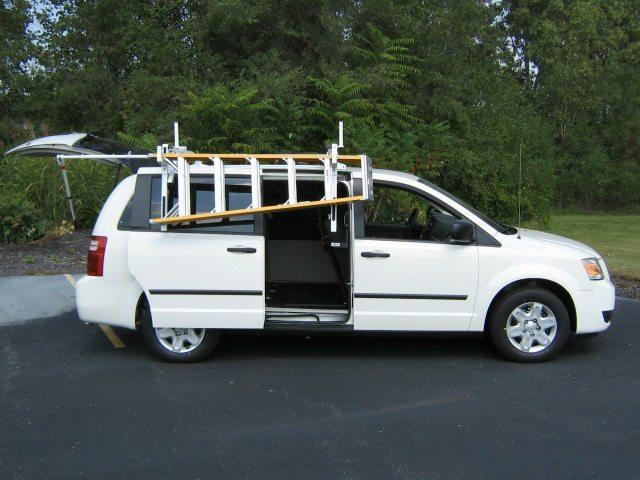 ergonomic ladder racks for trucks and vans