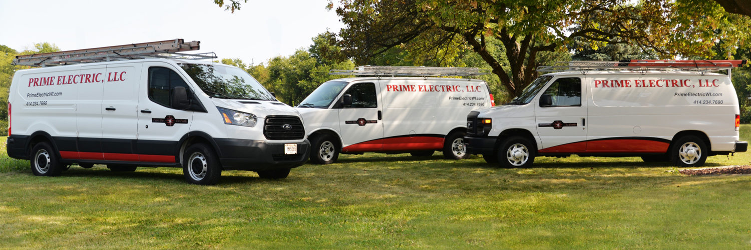 Prime Electric | Service Trucks