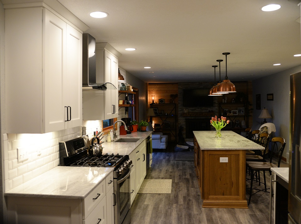 Prime Electric Residential Electrical Services Kitchen Remodel Upgrade Service
