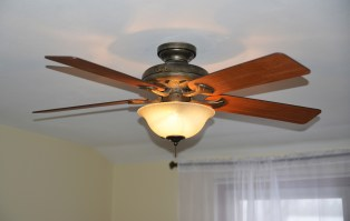 Ceiling Fan by residential electrician | Prime Electric LLC