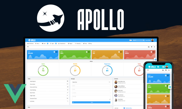 Apollo for PrimeVue