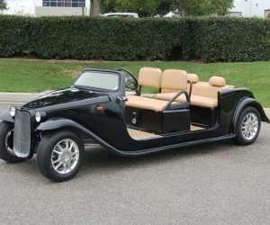 Prime Golf Cars California Roadster