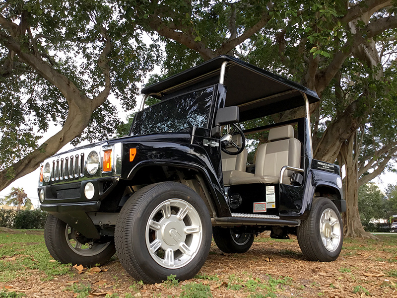 hummer golf car, hummer golf cart, golf cart, golf car