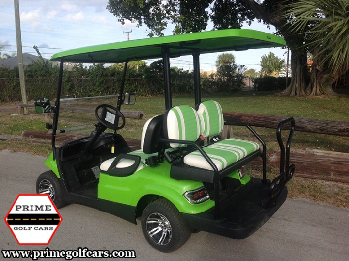 icon i40, icon electric vehicles, icon golf cart